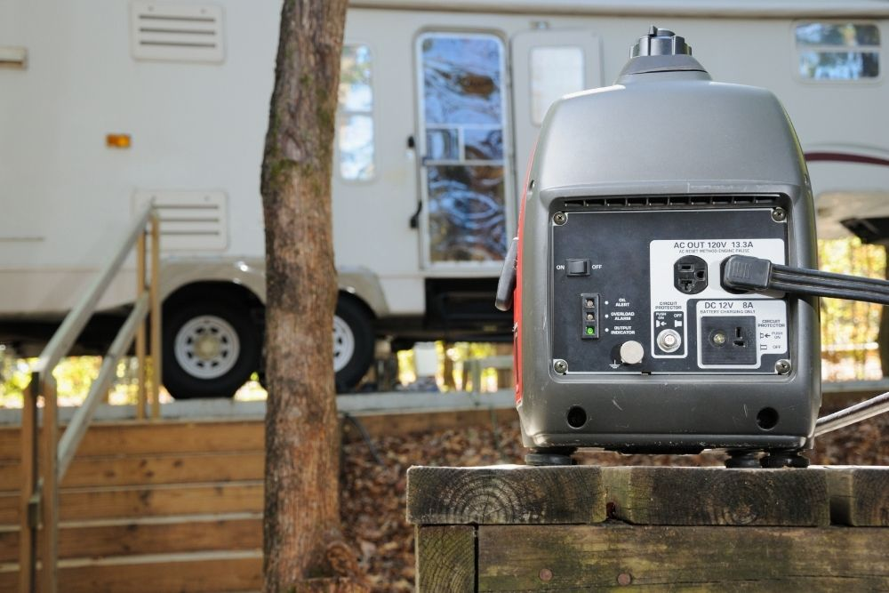 What Size Generator Do I Need for A 30 Amp RV? 2