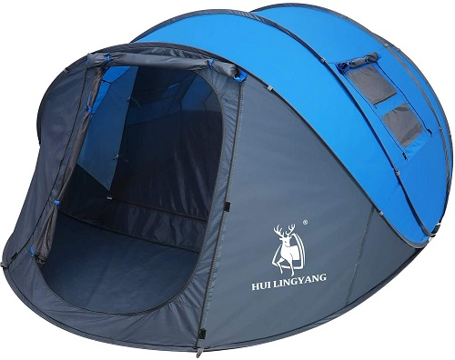 6 Person Easy Pop Up Tent
