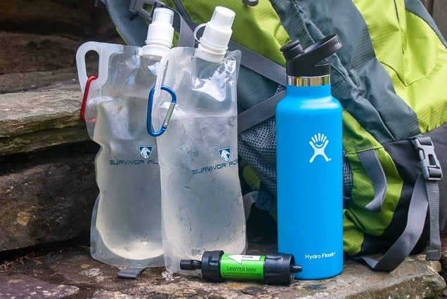 Bug Out Bag Waters