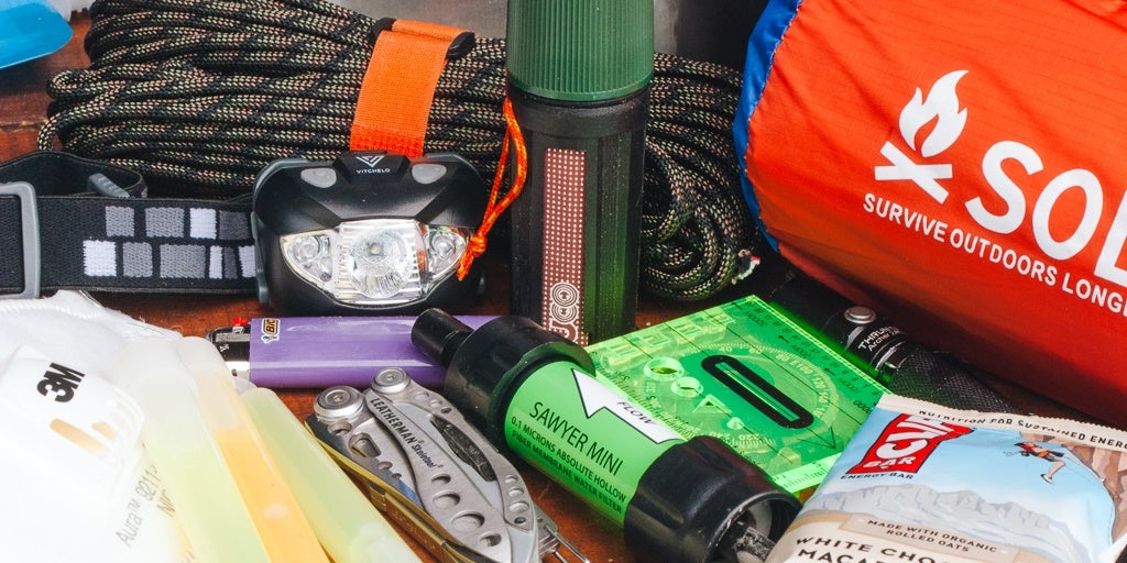 Bug Out Bag packing