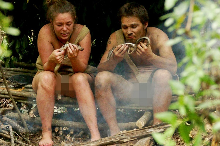 tv show naked and afraid