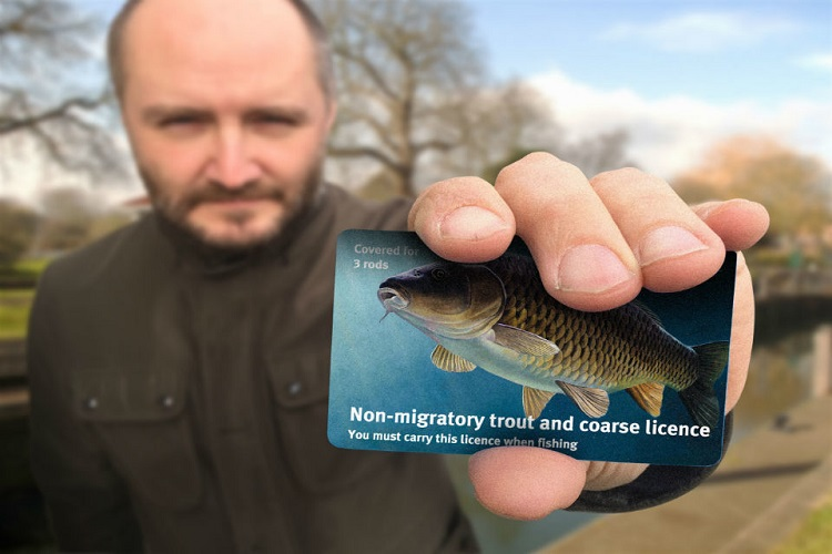 separate license for freshwater and saltwater