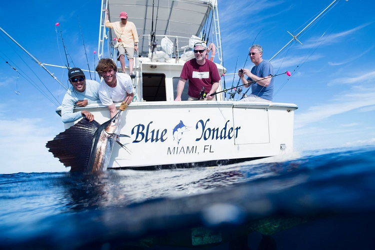 adventures with fishing charter